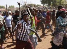 BREAKING NEWS:AN END TO XENOPHOBIC ATTACK.???